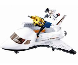 Sluban kocke, space-shuttle, 231 kom ( A035073 )
