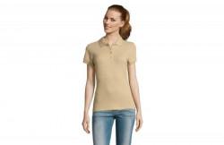 SOL'S passion ženska polo majica sa kratkim rukavima sand L ( 311.338.61.L )