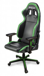Sparco ICON Gaming/office chair Black/Fluo Green ( 039689 )