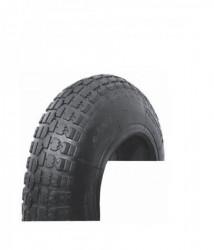 Spoljašnja guma za kolica 3.00-4 (260x85) knobs ( 410008 )
