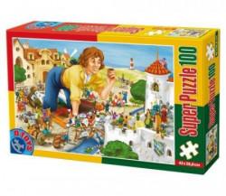 Super Puzzle 100 MIX 03 ( 07/60402-03 )
