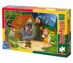 Super Puzzle 160PCS FAIRY 04 ( 07/60495-04 )