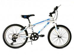 """Tecto Kinetic 20"""" Bicikl za decu sa 6 brzina - Plavo/beli ( 20014 )"""