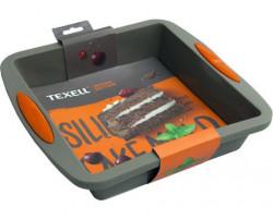 Texell pekač silikonski 25.5cm x 24.5cm x 5.5cm siva ( TS-P131S )