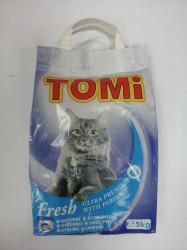 Tomi posip za mačke bor 5kg ( TM43002 )