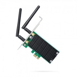 TP- Link AC1200 Wi-FiPCI Express Adapter 867 Mbp sat 5GHz + 300Mbps at 2.4GHz Beamforming ( ARCHER T4E )