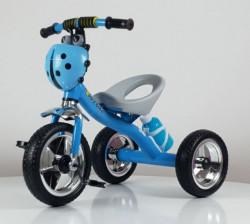 Tricikl Bubamara Model 434 sa točkovima od Eva pene - Plava