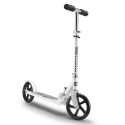 Trotinet Scooter Metalni na sklapanje model 654 Sivi - do 100 kg
