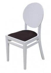 Trpezarijska Stolica Bombaj G502/1 beli visoki sjaj - više boja