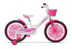 "Ultra Larisa 20"" bicikl - Bela ( WHITE GLOSY )"