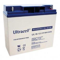 Ultracell Žele akumulator 18 Ah ( 12V/18-Ultracell )