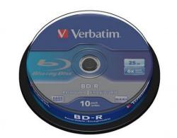 Verbatim 43742 Blu Ray 25GB 6X ( 525V/Z )
