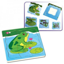 Viga 59516VG proces rađanja žabe ( 12871 )