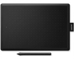 Wacom One by Wacom M crno-crvena (CTL-672-S) Grafička tabla
