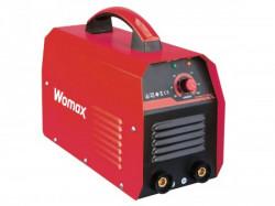 Womax aparat za zavarivanje w-isg 200 invertorski ( 77020190 )