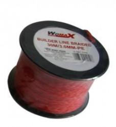 Womax kanap zidarski 30m x 3mm PE ( 0581048 )
