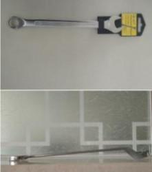Womax ključ okasto vilasti 17mm cr-v smaknuti ( 0544957 )