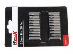 Womax pin 25mm set 20 kom ( 0585251 )