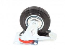 Womax točak 125mm sa kočnicom ( 76591212 )