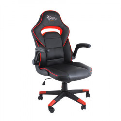 WS SHEBA Black/Red Gaming Chair