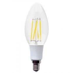 Xled E14 4W 2700K Filament toplo bela sijalica