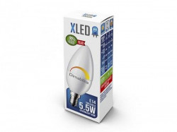 XLed Led Sijalica Dimabilna E14 5,5W 3000K candle ( E14 5.5W Dimmable )