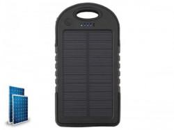 Xwave 6000mAh/imput/output2A / dual USB/ solarni punjac, camping flash ( Camp L 60 black )