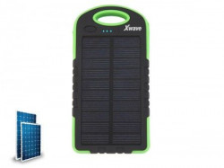 Xwave Camp L 60 green power bank solar 6000mAh