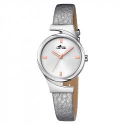 Ženski Lotus Trendy Sivi Modni ručni sat