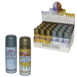 Zlatni/srebreni sprej za dekoraciju ( 40-502000 )