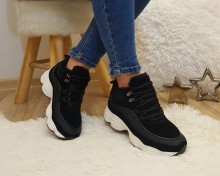 "Ghete ""Kelly"" COD: 702-1 Black"