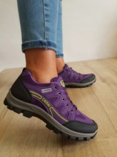 "Ghete ""Silvia"" COD: 808 Purple"