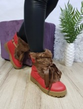 "Ghete ""Samlux"", COD: 8706 Red"