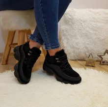 "Ghete ""Kelly"" COD: 702-1 ALL Black"