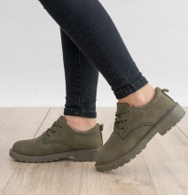"Ghete ""ABC"" COD: H2058 Army Green"