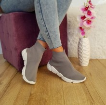 "Tenisi ""Angela"" COD: NB122P Grey"