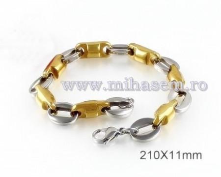 Poze Bratara  INOX  ( otel inoxidabil ) cod mihasem321