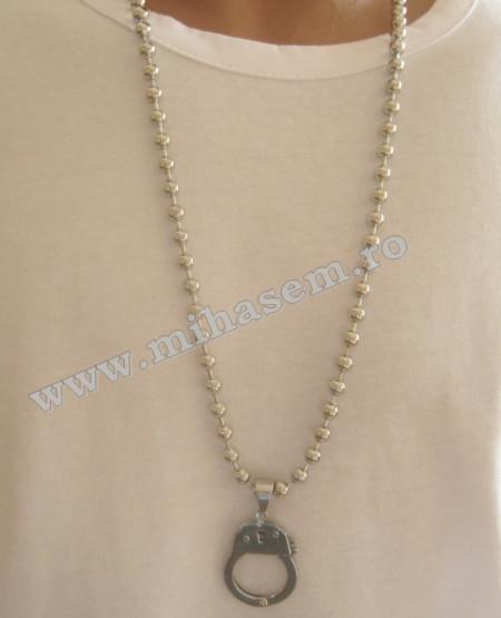 Lant +medalion INOX ( otel inoxidabil ) cod mihasem186