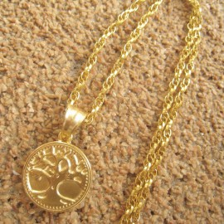 Lant dama +medalion INOX ( otel inoxidabil ) cod mihasem603