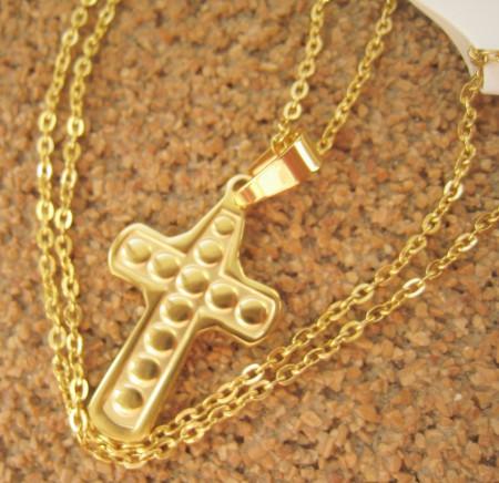 Lant dama +medalion INOX ( otel inoxidabil ) cod mihasem621