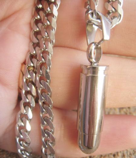 Lant   +medalion INOX  ( otel inoxidabil ) cod mihasem475