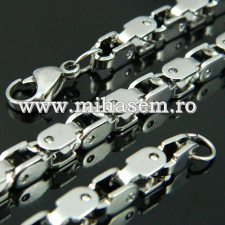 Lant  INOX   ( otel inoxidabil ) cod mihasem507