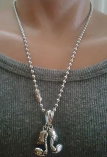 Lant +medalion INOX ( otel inoxidabil ) cod mihasem630