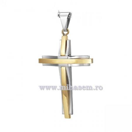 Medalion INOX  ( otel inoxidabil ) cod mihasem292