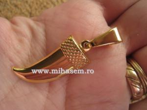 Medalion INOX  ( otel inoxidabil ) cod mihasem298