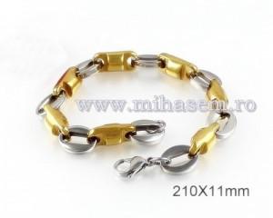 Bratara  INOX  ( otel inoxidabil ) cod mihasem321