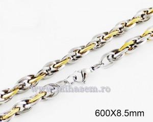 Lant INOX  ( otel inoxidabil ) cod mihasem319
