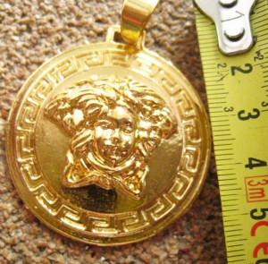Medalion INOX ( otel inoxidabil ) cod mihasem394