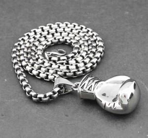 Lant+medalion INOX  ( otel inoxidabil ) cod mihasem291