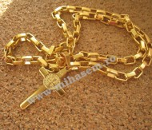 Lant +medalion INOX  ( otel inoxidabil ) cod mihasem205